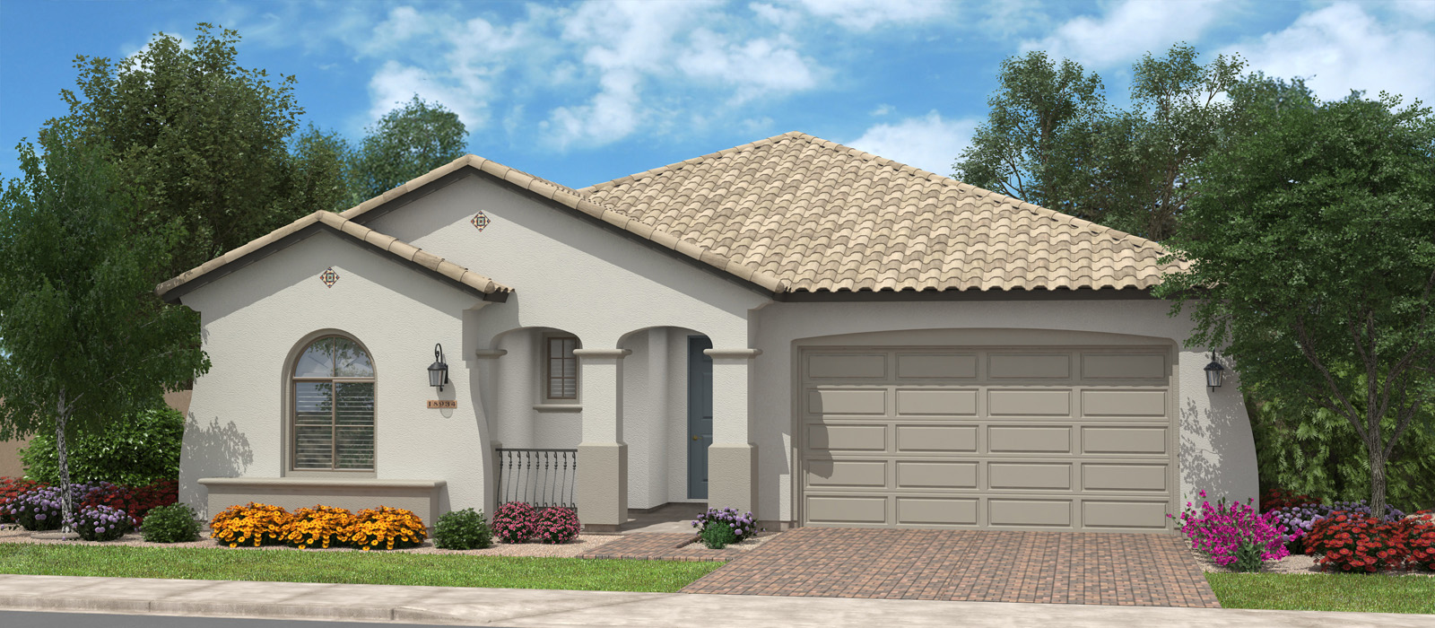 Pelican bay north shore at ironwood crossing by fulton homes for North shore home builders