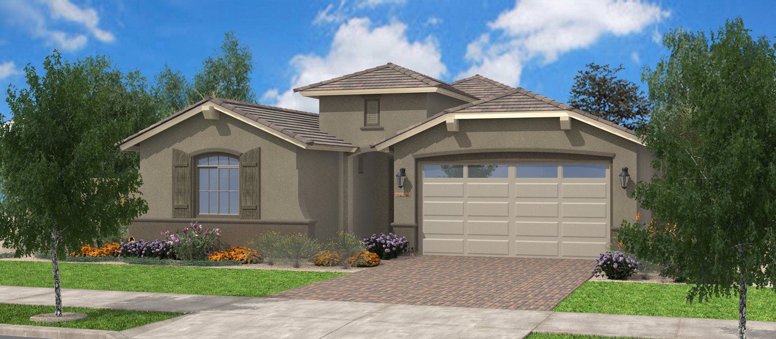 White Oak - Reserve at Queen Creek Station by Fulton Homes