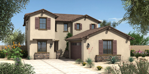Stonehedge The Reserve At Fulton Ranch By Fulton Homes