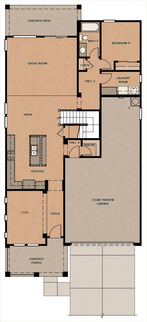 Fulton homes floor plans maricopa az for Arizona house plans