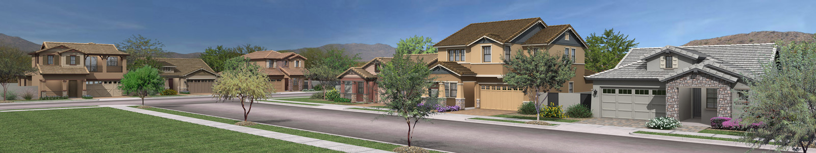 Lakeview Trails At Morrison Ranch By Fulton Homes Classy 5 Bedroom Homes For Sale In Gilbert Az