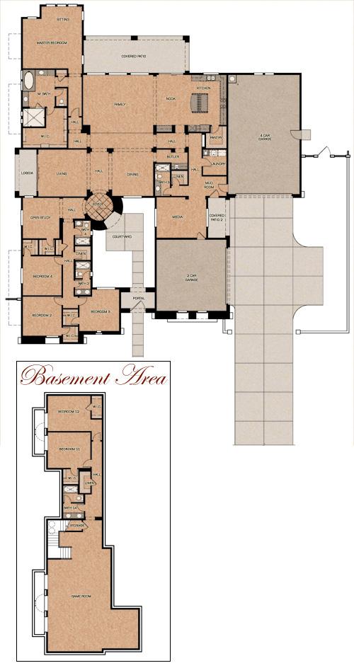 28 Fulton Homes Tiffany Floor Plan 11 Tiffany Edge